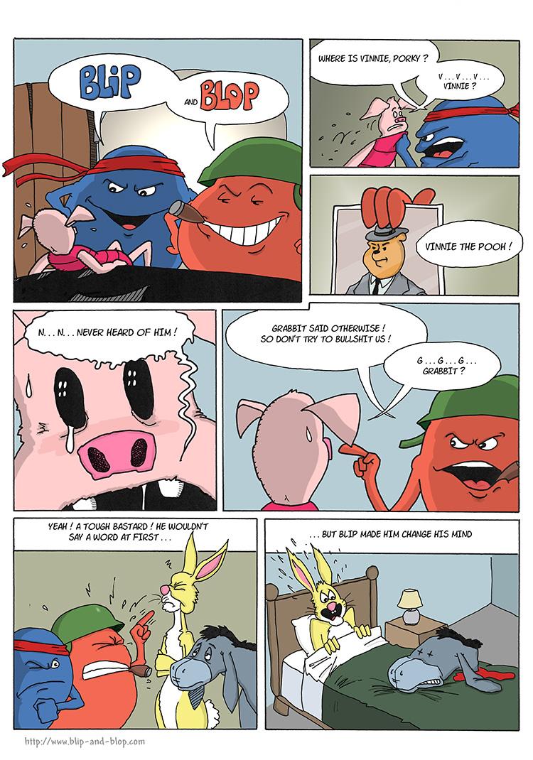 Pig troubles 2